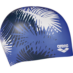 arena Sirene Cap Long Hair Women, palm blue